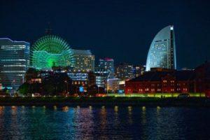 横浜の大桟橋