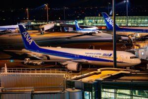 羽田空港の星屑のステージ