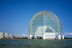 葛西臨海公園と葛西臨海水族園