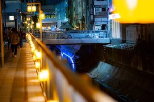 渋谷ストリームのツナグアカリ2019
