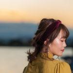 葛西臨海公園でポートレート撮影にご協力いただいた杞莉さん #009