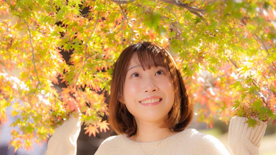 代々木公園でポートレート撮影にご協力いただいたmiiさん #011