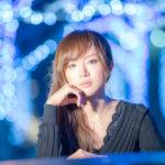 東京ミッドタウンでポートレート撮影にご協力いただいたルリさん#017