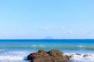 伊豆の海岸