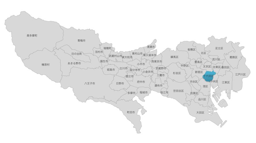 東京都千代田区のポートレート撮影スポットのヒント