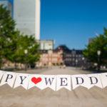 結婚写真、フォトウェディング、和装・洋装前撮りを東京駅でおしゃれに