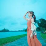 水元公園で雨ポートレート撮影にご協力いただいた高梨さん#028