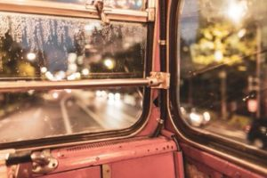 ロンドンバスクルージング