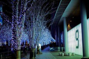Roppongi Hills Christmas 2020 けやき坂 イルミネーション