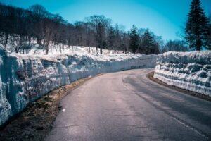八甲田雪の廻廊