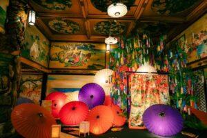 ホテル雅叙園東京 有形文化財「百段階段」
